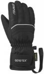 REUSCH Jungen Skihandschuhe Tommy SMU, Größe 6 in black / white, Größe 6 in