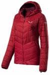 SALEWA Damen Funktionsjacke Fanes TW CLT W Hood, Größe 36 in Rot