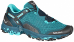 SALEWA Damen Trailrunningschuhe WS ULTRA TRAIN 2, Größe 38 in Blau