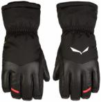 SALEWA Herren Handschuhe ORTLES GTX , Größe L in Schwarz