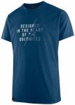 SALEWA Herren Shirt SLASH DRI-REL M S/S TEE, Größe S in Blau