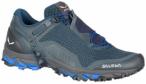 SALEWA Herren Trailrunningschuhe MS ULTRA TRAIN 2, Größe 46 in Blau
