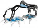 SALEWA Steigeisen Alpinist Alu Walk, Größe ONE SIZE in Steel/Blue