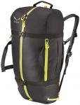 SALEWA Unisex Ropebag Xl, Größe ONE SIZE in Black/citro, Größe ONE SIZE in B