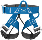 SALEWA Unisex Via Ferrata Evo Rookie Harness in Blau