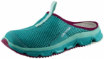SALOMON Damen Clogs RX SLIDE 3.0 W, Größe 40 2/3 in Blau