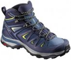 SALOMON Damen Multifunktionsstiefel X ULTRA 3 MID GTX W, Größe 41 1/3 in Grau