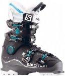 SALOMON Damen Skischuhe X Pro 90 W, Größe 25 1/2 in Schwarz