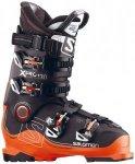 SALOMON Herren Skischuhe X Pro 130 black, Größe 28 in Schwarz