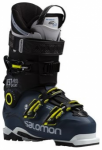 SALOMON Herren Skistiefel Quest Pro CS 100, Größe 27 in Blau