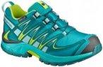 SALOMON Kinder Laufschuhe XA PRO 3D CSWP, Größe 31 in Blau