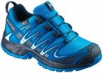 SALOMON Kinder Schuhe XA PRO 3D CSWP J Hawaiian/M, Größe 33 in Blau