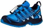 SALOMON Kinder Laufschuhe XA PRO 3D CSWP J, Größe 32 in Blau