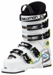 SALOMON Kinder Skischuhe X Max 60 T L, Größe 24 in Weiß