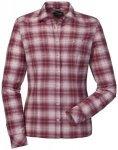 SCHÖFFEL Damen Bluse Mailand1, Größe 36 in Pink
