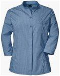 SCHÖFFEL Damen Bluse Mendoza2, Größe 40 in blue indigo