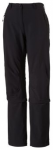 SCHÖFFEL Damen Wanderhose Pants Engadin Zipp Off, Größe 48 in Schwarz