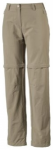 SCHÖFFEL Damen Zip-Off-Hose / Wanderhose Pants Santa Fe, Größe 36 in Braun