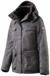 SCHÖFFEL Damen Jacke Leah, Größe 38 in Grau