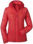 SCHÖFFEL Damen Windjacke mit Kapuze Windbreaker Jacket L, Größe 40 in Orange