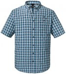 SCHÖFFEL Herren Berghemd Kuopio2 Kurzarm, Größe 50 in directoire blue