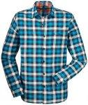 SCHÖFFEL Herren Hemd Shirt Madeira, Größe XXL in Blau