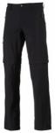 SCHÖFFEL Herren Outdoorhose / Zip-Off-Hose Koper Zip Off, Größe 48 in Schwarz