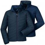 SCHÖFFEL Herren Outdoor Wendejacke Vent Jacket Adamont1, Größe 48 in Blau