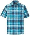 SCHÖFFEL Herren Shirt Bischofshofen1 UV, Größe 3XL in Blau