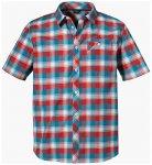 SCHÖFFEL Herren Shirt Bischofshofen3, Größe 52 in bluejay