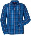 SCHÖFFEL Herren Shirt Jenbach UV, Größe S in Blau