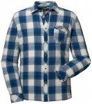 SCHÖFFEL Herren Wanderhemd Shirt Antwerpen Langarm, Größe 50 in Blau