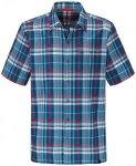SCHÖFFEL Shirt Bischofshofen UV, Größe S in Blau