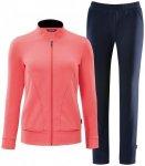 SCHNEIDER SPORTSWEAR Damen Leisure-Anzug DOTYW, Größe 44 in Orange
