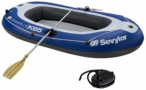 SEVYLOR Badeartikel Caravelle KK65 Sport in Blau