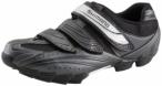 SHIMANO Herren Mountainbikeschuhe MTB-Schuh M077, Größe 42 in Grau