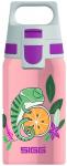 SIGG  Trinkbehälter SHIELD ONE FLORA, Größe 0,50 in Rosa/Bunt
