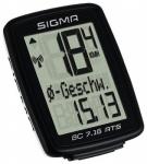 SIGMA SPORT Radcomputer BC 7.16 ATS in Schwarz