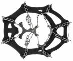 SNOWLINE Spikes Chainsen Pro, Größe XL in Schwarz