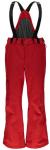 SPYDER Herren Skihose Dare Tailored, Größe S in Rot