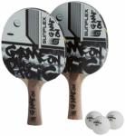 SUNFLEX Tischtennis-Set TT-SET GAME ON in Schwarz