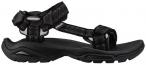 TEVA Herren Sandale Terra Fi 4, Größe 42 in Schwarz