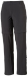 THE NORTH FACE Damen Zip-Off-Hose Exploration Convertible Pant, Größe 8 in Gra