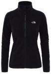 THE NORTH FACE Damen Fleecejacke 100 GLACIER FULL ZIP, Größe L in Schwarz