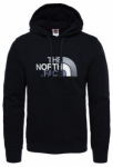 THE NORTH FACE Herren Sweatshirt Drew Peak, Größe L in Schwarz