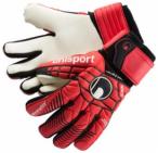 UHLSPORT Herren Handschuhe Eliminator HN Soft SF+, Größe 9 in Rot