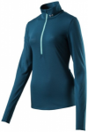 UNDER ARMOUR Damen Laufshirt Threadborne Streaker Langarm, Größe M/D in Grün