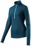 UNDER ARMOUR Damen Laufshirt Threadborne Streaker, Größe M/D in Grün