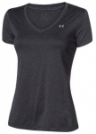 UNDER ARMOUR UNDER ARMOUR Damen Short-Sleeve Tech SSV - Solid, Größe L in Grau