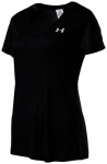 UNDER ARMOUR UNDER ARMOUR Damen Short-Sleeve Tech SSV - Solid, Größe M in Schw